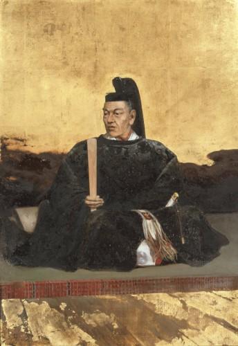 川村清雄《徳川吉宗像》1892年、公益財団法人德川記念財団蔵