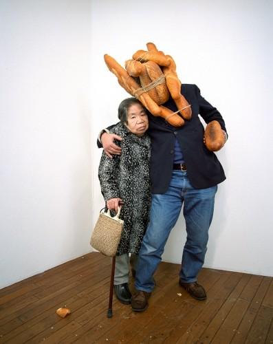 ORIMOTO_Bread-Man Son + Alzheimer Mama.1996