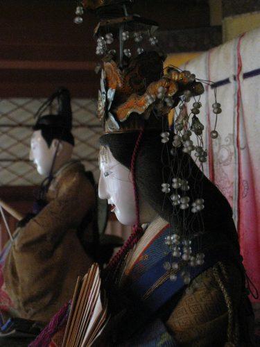 新潟市 佐藤家の雛人形